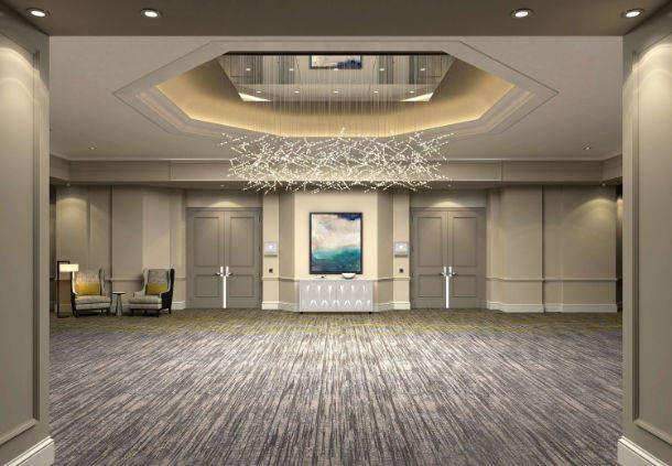 Phoenix Ballroom Pre-function