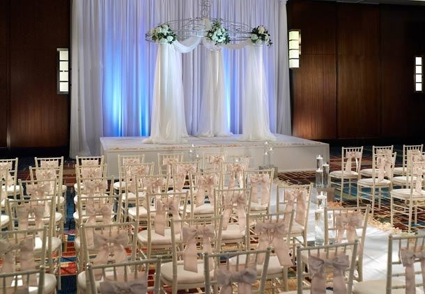 Wedding Ceremony - Gateway Ballroom