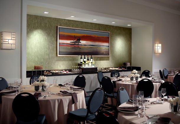 Voyager Meeting Room – Event Setup