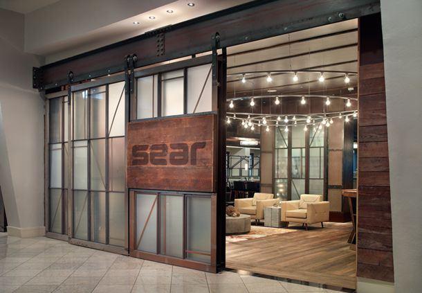 Sear Entrance