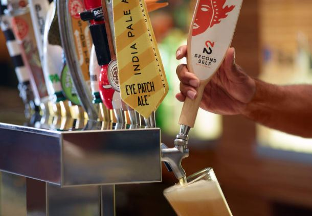High Velocity Sport's Bar - Beers on Tap