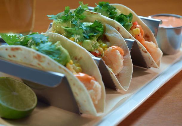 High Velocity - Baja Shrimp Tacos