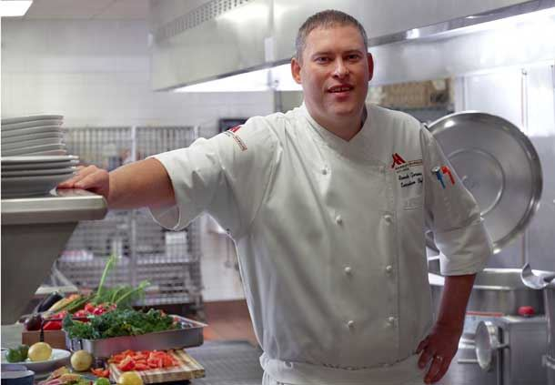 Executive Chef Renato Gerena