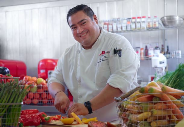 Executive Sous Chef Daniel Alvarez