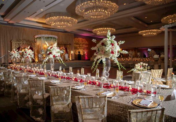 Atrium Ballroom - Banquet Setup