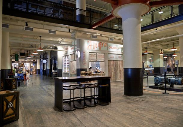 Inside Ponce City Market
