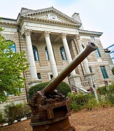 Historic DeKalb Courthouse in Decatur