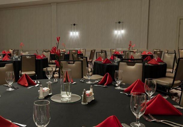 Century Ballroom - Banquet Setup