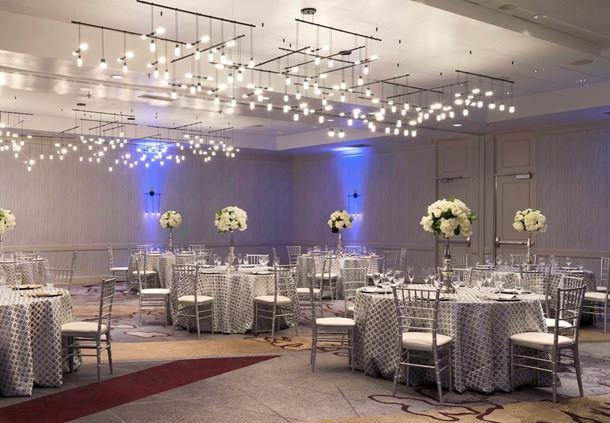 Centennial Ballroom - Banquet Setup