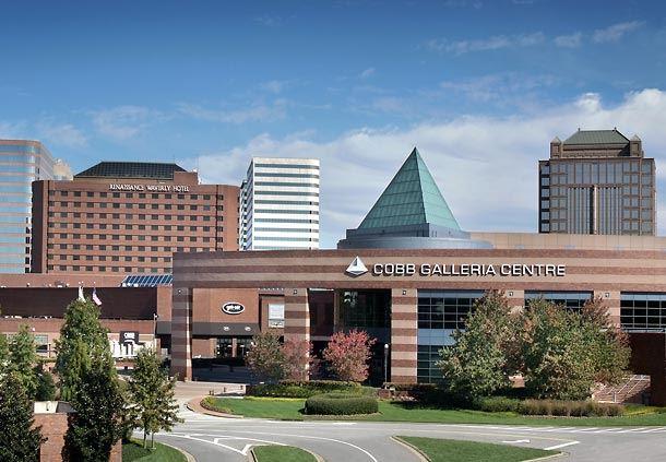 Cobb Galleria Centre Exterior