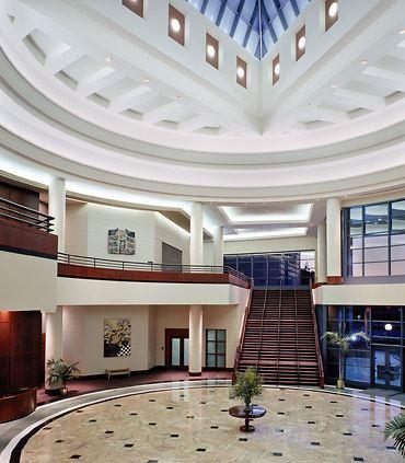 Cobb Galleria Centre Lobby