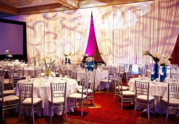 Grand Ballroom Wedding Dining