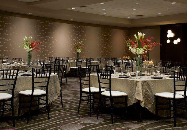 Highlands Ballroom - Banquet Setup
