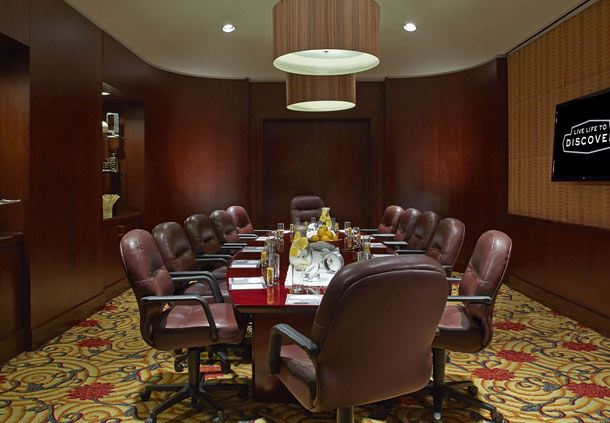 Hartsfield Boardroom