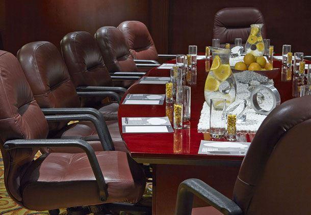 Hartsfield Boardroom - Details
