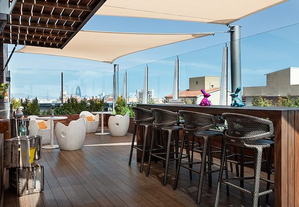 Goja Rooftop Experience - Bar