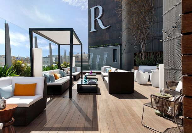 Goja Rooftop Experience - Terraza exterior