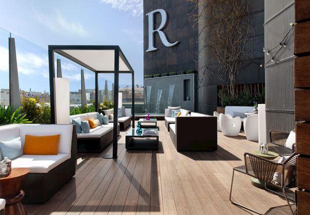 Goja Rooftop Terrace