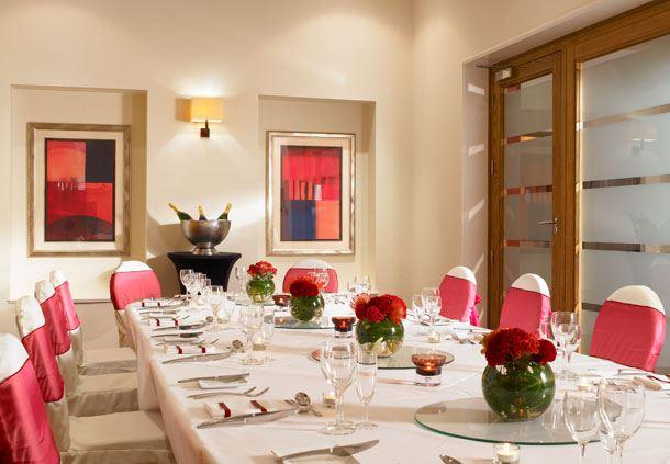 Aston Martin Room - Private Dining