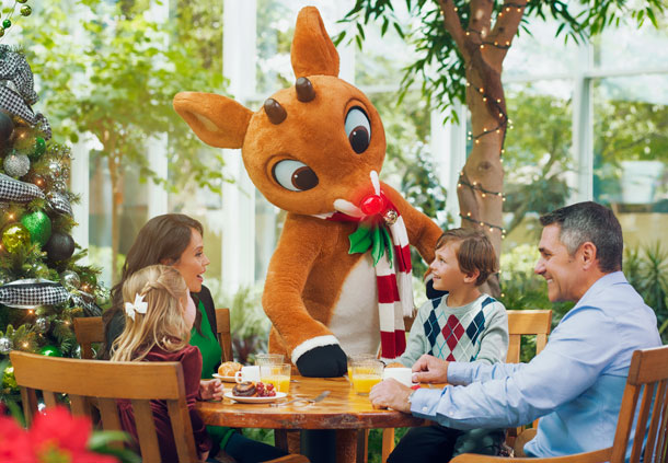 Rudolph's Holly Jolly™ Feast