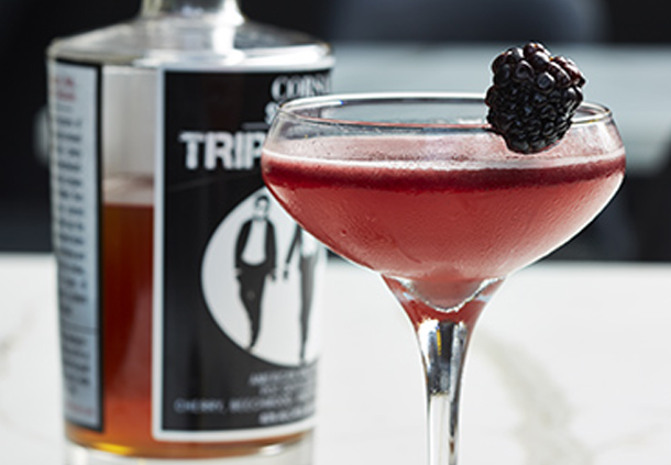 The Smokin' Bramble