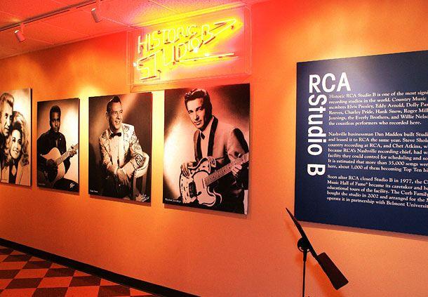 Historic RCA Studio B