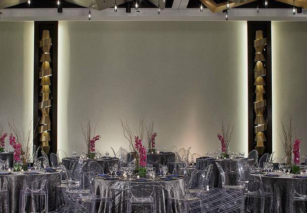 Grand Ballroom - Social Setup
