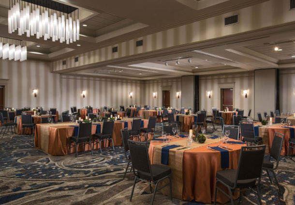 Nashville Ballroom - Social Setup