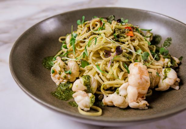 A La Carte Dining - Moreton Bay Bug Linguine