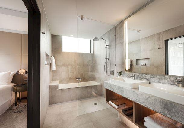 Rewnewal Suite Bathroom