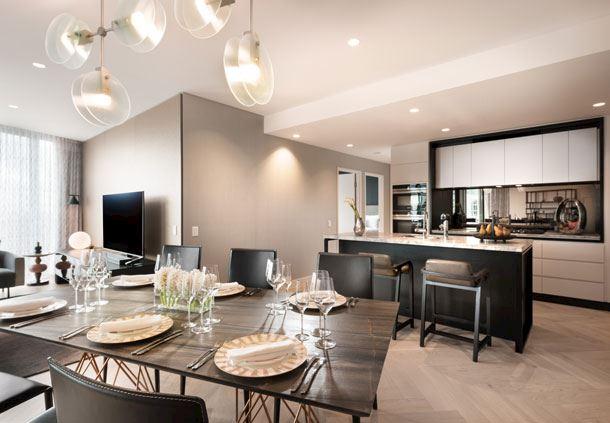 2-Bedroom Penthouse - Kitchen