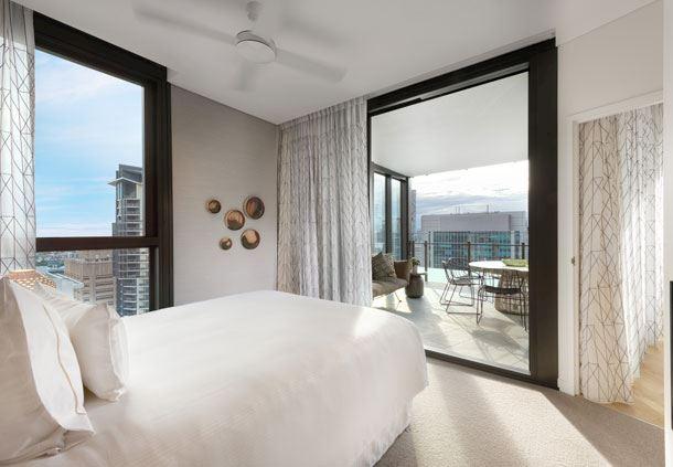 Queen 2-Bedroom Penthouse
