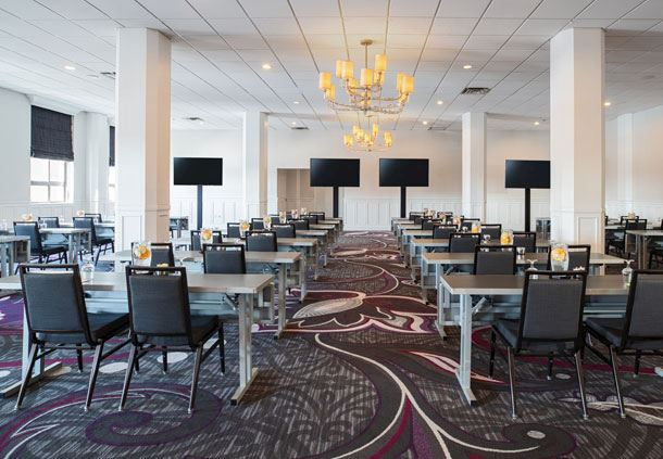Washington Ballroom - Classroom Setup