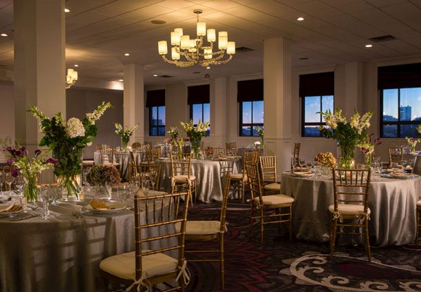 Washington Ballroom - Wedding Reception