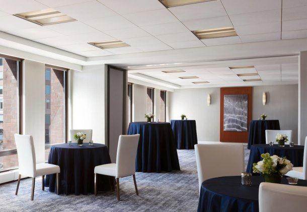Commonwealth Meeting Room - Banquet Setup