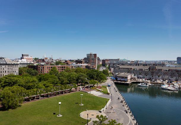 Wharf View