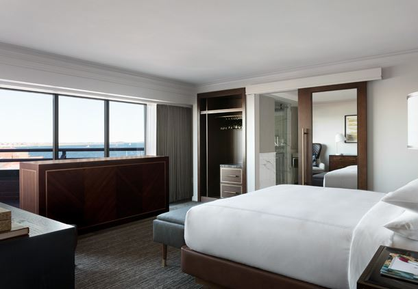 Long Wharf Presidential Suite