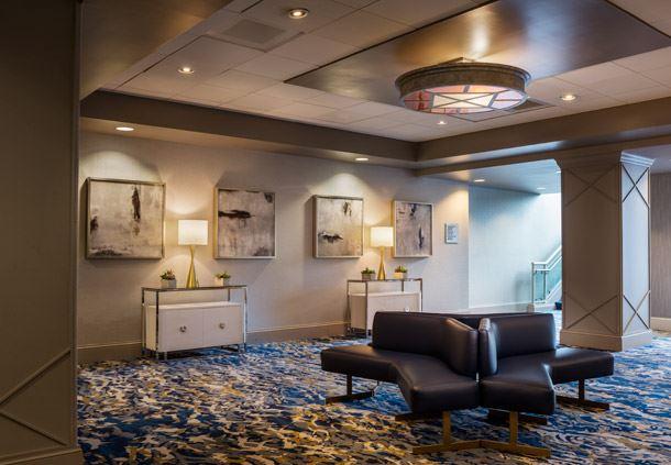 Commonwealth Ballroom - Foyer