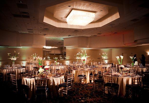 Centennial Ballroom - Wedding