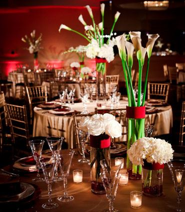 Centennial Ballroom Wedding Detail
