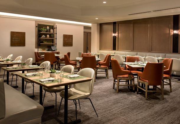 Hull & Mason - Dining Space