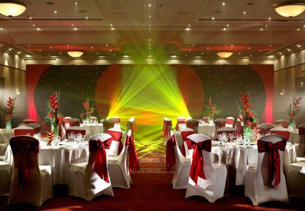Bristol Suite - Banquet Style