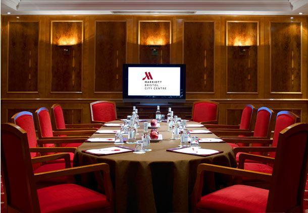 Wallace Suite - Conference Setup