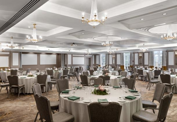 Kings Room - Banquet Setup