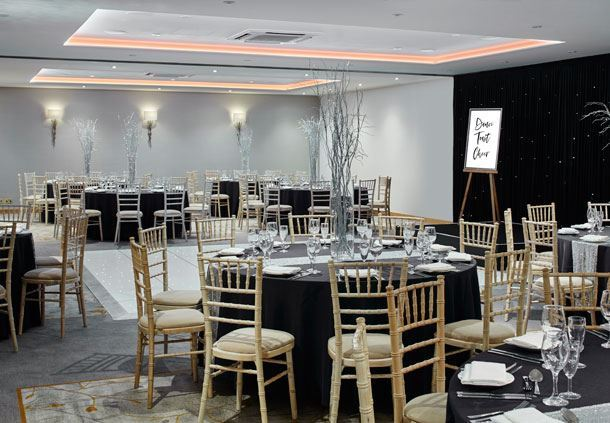 Broxbourne Suite - Event Setup