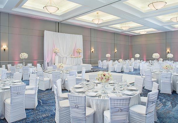 Academy Ballroom - Banquet Setup