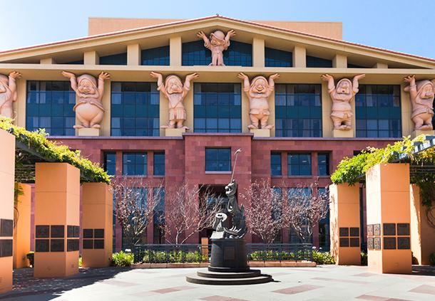 Disney Headquarters