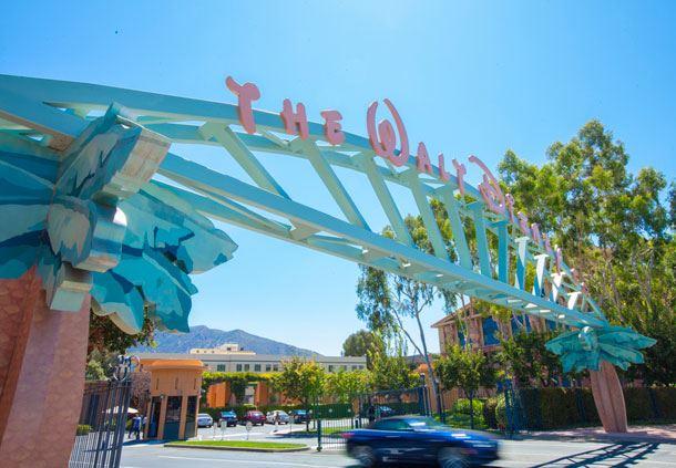 Disney Gates