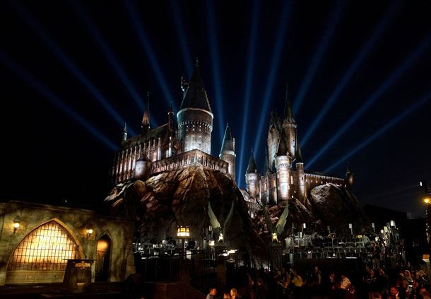 The Wizarding World of Harry Potter™ - Universal Studios Hollywood