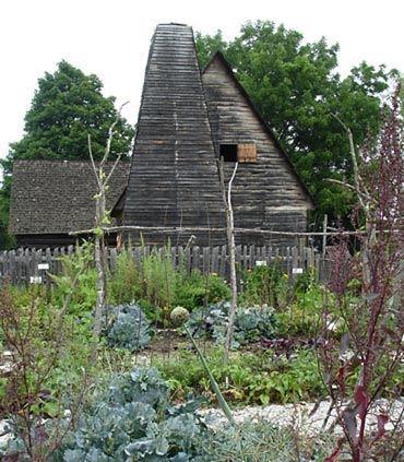 Historic London Town Park & Gardens